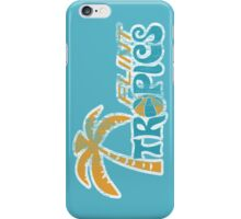 Flint Tropics Washed Retro iPhone Case/Skin
