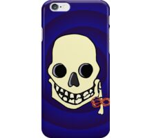 Grim Reminder iPhone Case/Skin
