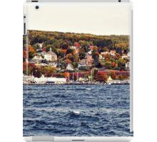 Bayfield coastline iPad Case/Skin