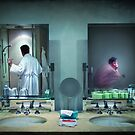 A double life by Adrian Donoghue