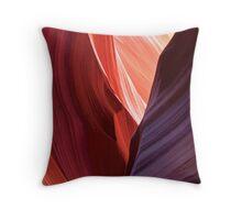 Antelope Abstract 1 Throw Pillow