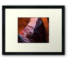 Antelope Abstract 2 Framed Print