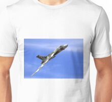 "Avro Vulcan - XH558 ""Spirit of Great Britain"" Unisex T-Shirt"