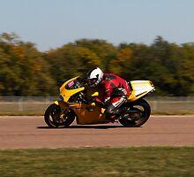 Luke Allen's Ducati by Paul Danger Kile