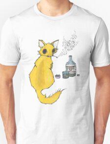 Bar Cat Unisex T-Shirt
