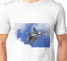 Polish Air Force Mikoyan Gurevich MiG 29A Fulcrum A, Red 111 Unisex T-Shirt