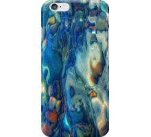 iphone on the rocks iPhone Case/Skin