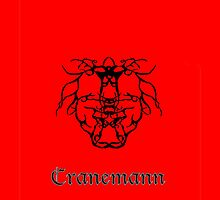 Bull Demon iphone Case by Cranemann