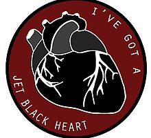Jet Black Heart - 5 Seconds of Summer by amnorsia