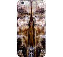 devils totem pole iphone iPhone Case/Skin
