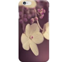 prune floral - iPhone case iPhone Case/Skin