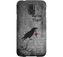 Raven Heart - IPhone Case Samsung Galaxy Case/Skin
