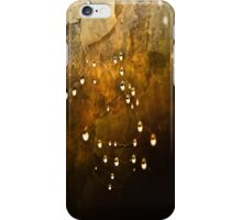 Pearls on a Web iphone  iPhone Case/Skin