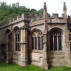 St Winefride's Chapel, Holywell by kalaryder
