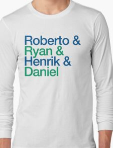 Roberto & Ryan & Henrik & Daniel T-Shirt