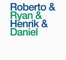 Roberto & Ryan & Henrik & Daniel Unisex T-Shirt