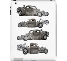 Mutant Dragster  iPad Case/Skin