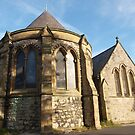 Holy Trinity Church Llandudno by kalaryder
