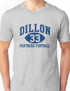 Dillon Panthers Football #33 Unisex T-Shirt