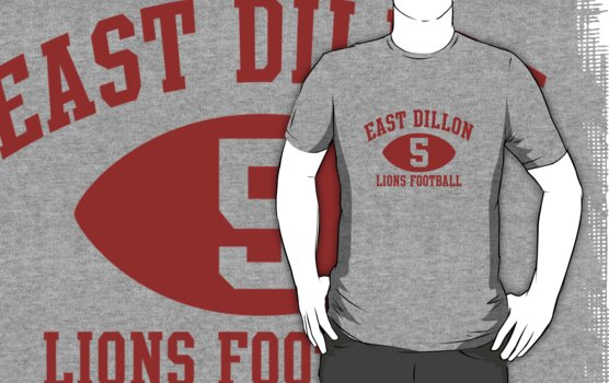 East Dillon Lions #5 by pootpoot