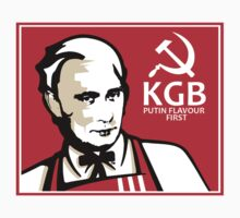 KGB by Robin Brown