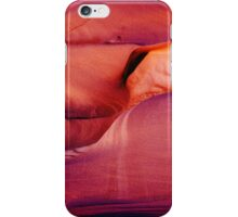 Dunes in Red iPhone Case/Skin