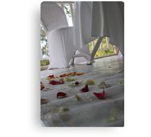 WEDDING Canvas Print