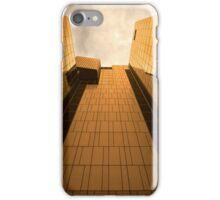 Golden Tower iPhone Case/Skin