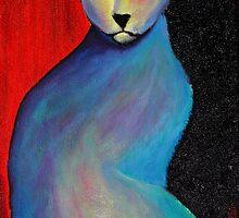 Lady Cat by RosiLorz