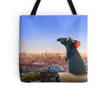 Remi in Paris - Ratatouille  Tote Bag