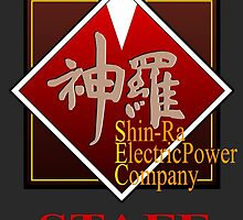 ShinRa Electric Power Company - Staff - Final Fantasy 7 by Deezer509