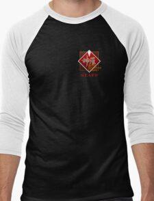 ShinRa Electric Power Company - Staff - Final Fantasy 7 Men's Baseball ¾ T-Shirt