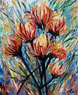 Blooms by Elisabeth Dubois