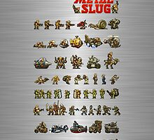 The Metal Slug Case. by Greg Little