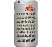 The Metal Slug Case. iPhone Case/Skin