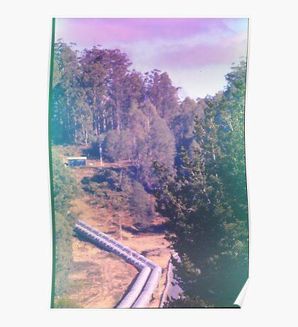 Tarreleah Pipeline, Expired Film. Poster