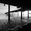 Wash (Saltburn Pier) by PaulBradley