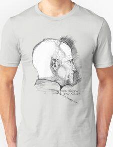 Stay Hungry, Stay Foolish. Steve Jobs, 1995 – 2011 Unisex T-Shirt