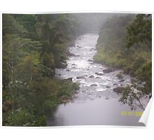 tully gorge qld australia  Poster