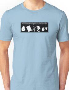 Rock. Paper. Scissors. Lizard. Spock! Unisex T-Shirt