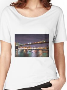 Criss Cross  Women's Relaxed Fit T-Shirt