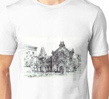 Budaapest Market Hall Unisex T-Shirt