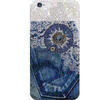 Denim & Lace - iPhone Case iPhone Case/Skin