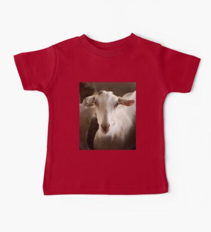 0908 Taking the Goat 3 Baby Tee