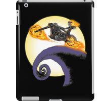 A Ride Before Christmas. iPad Case/Skin