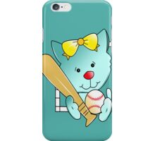 Let's play Baseball iPhone Case/Skin