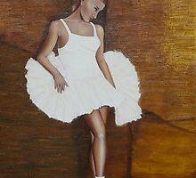 Sunset Ballerina by Saphire Rose Rochelle