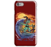 Witch At the Beach iPhone Case/Skin