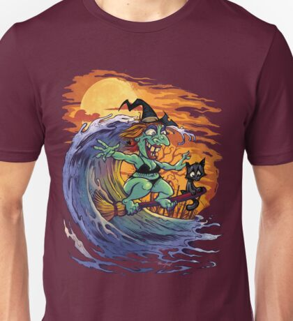 Witch At the Beach T-Shirt