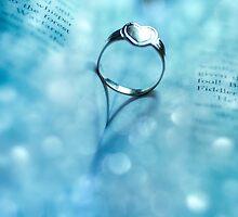Blue Heart by Martina Fagan
